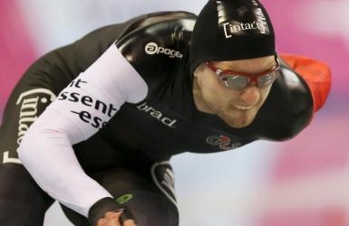Laurent Dubreuil plus rapide que jamais