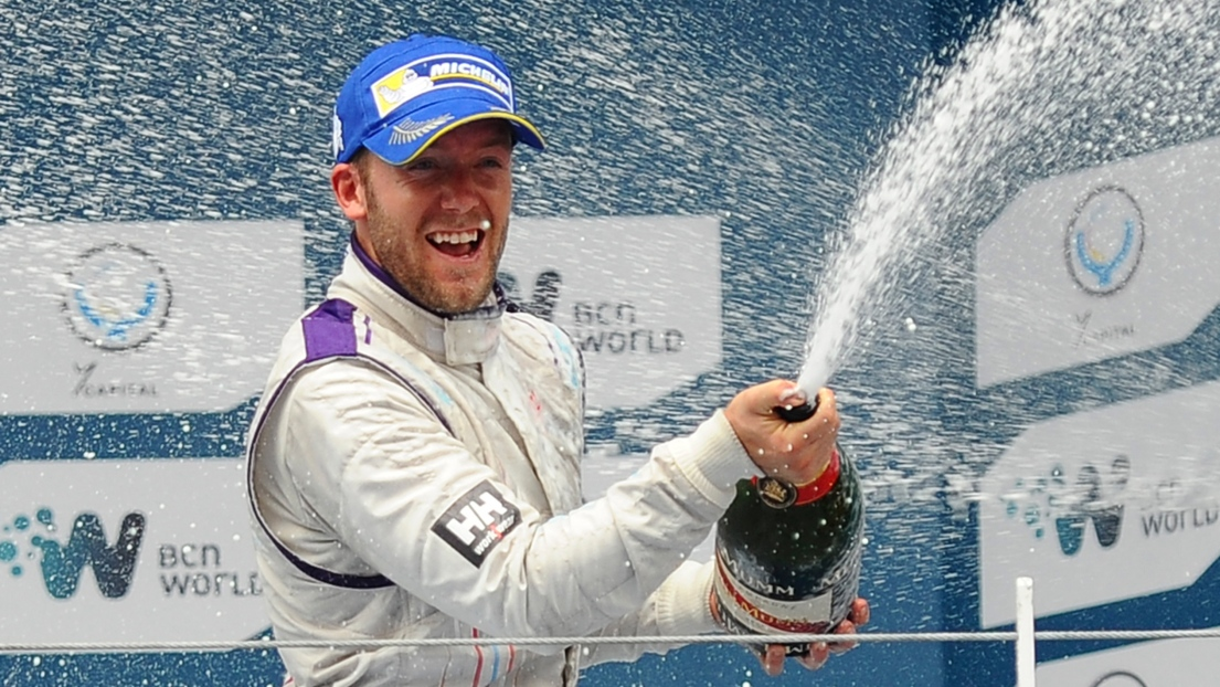 Sam Bird (DS Virgin Racing) remporte la première course à New York