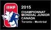 Mondial Junior 2015