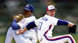 Pedro Martinez et Randy Johnson