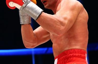 Wladimir Klitschko vise Anthony Joshua