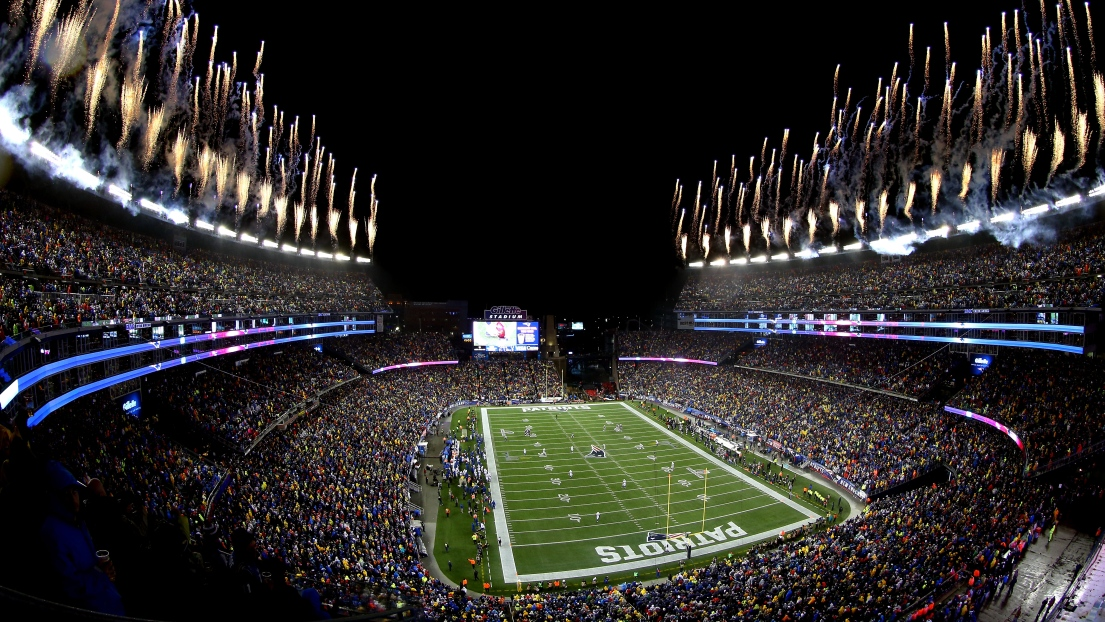 Le Gillette Stadium