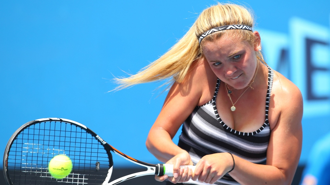 Charlotte robillard millette et carol zhao l 39 emportent au for Club de tennis interieur saguenay