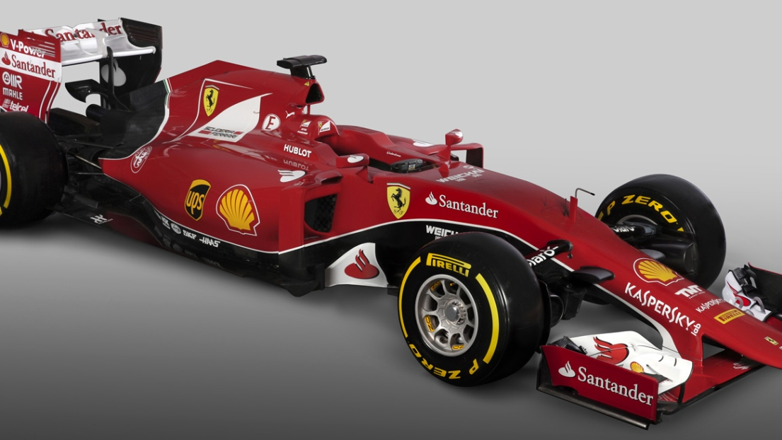 formule 1 ferrari pr sente sa nouvelle monoplace la sf 15t. Black Bedroom Furniture Sets. Home Design Ideas