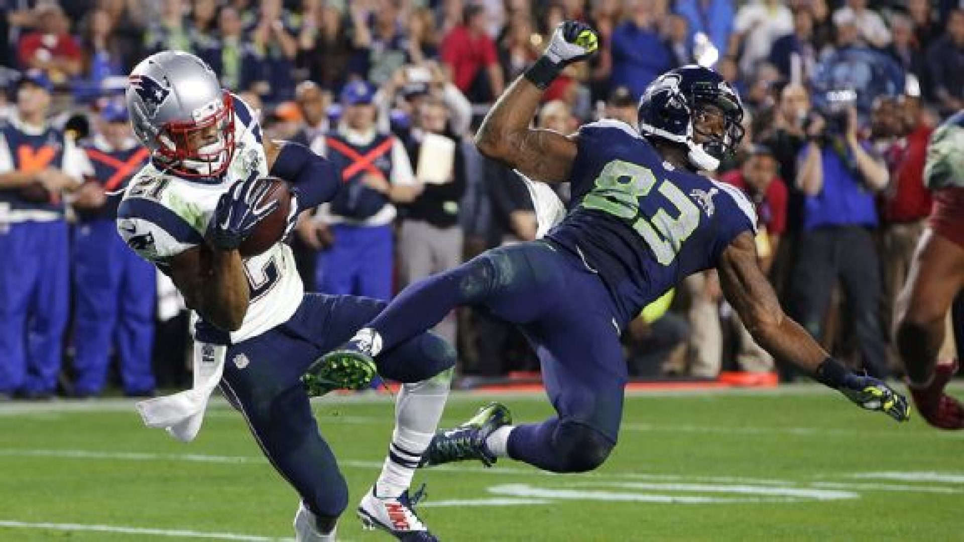 L'interception de Malcolm Butler