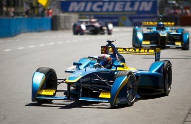 La Formule E s'amène en Suisse