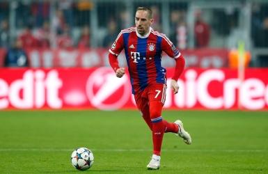 Franck Ribéry de retour à 100 %