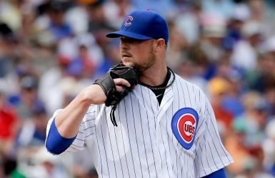 Les Cubs confieront la balle à Lester vendredi
