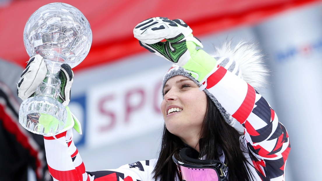 Ski: Anna Veith fera son retour dès mardi