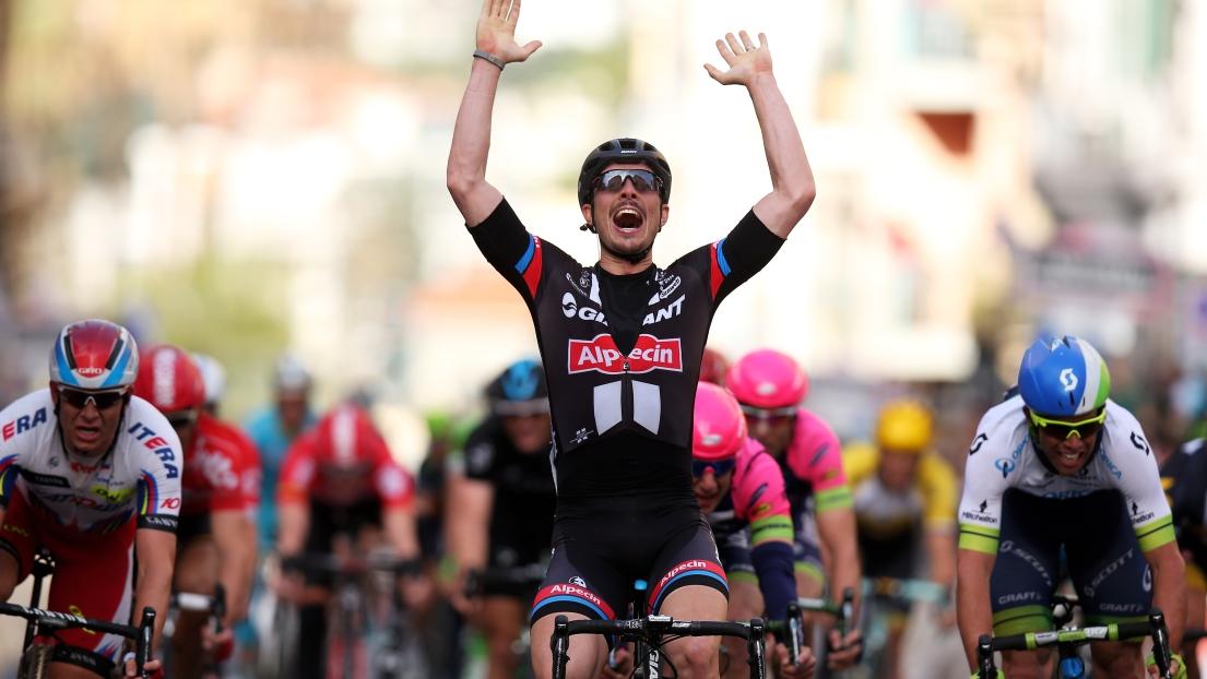Vuelta : John Degenkolb abandonne