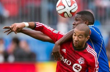 Le Toronto FC sauve les meubles