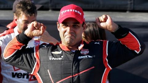 Juan Pablo Montoya participera à l'Indy 500