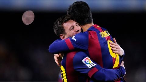 Suarez-Messi, des retrouvailles entre amitié et rivalité