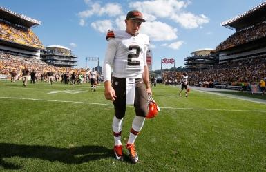 NFL : Un texto compromettant pour Manziel