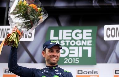 Coup double pour Alejandro Valverde
