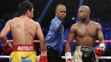 Manny Pacquiao et Floyd Maywheater