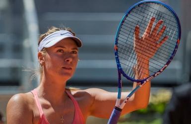 Sharapova se dit victime du zèle de l'ITF