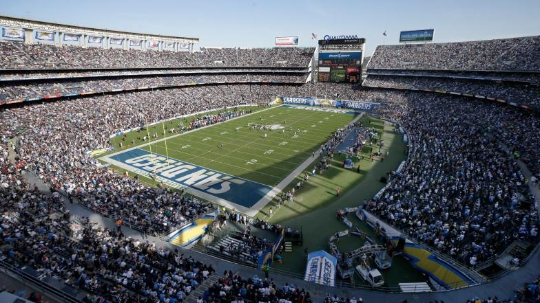 Le Qualcomm Stadium