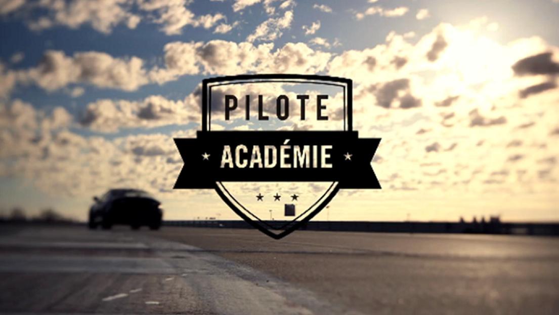 Pilote Académie