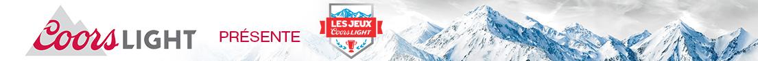Cours Light présente Les Jeux Coors Light
