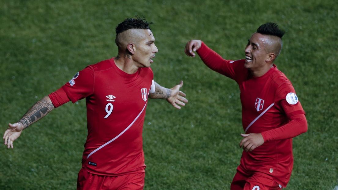 Star du Pérou, adversaire des Bleus en Russie, Guerrero manquera le Mondial