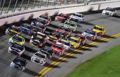 Changements majeurs en NASCAR