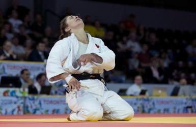 Les judokas canadiens font belle figure