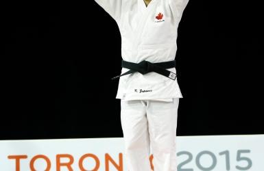 Judo : le Canada deux fois sur le podium