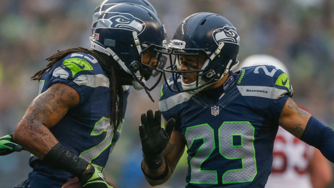 Richard Sherman et Earl Thomas