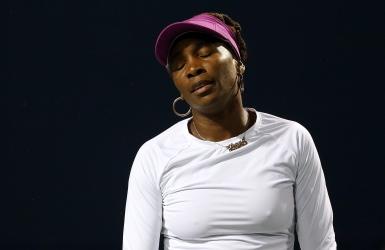 Venus Williams perd dès le 1er tour à Pékin