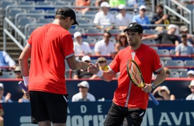 Pas de Coupe Davis pour les frères Bryan