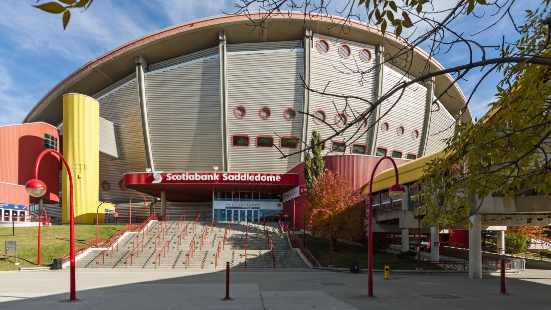 Le Saddledome