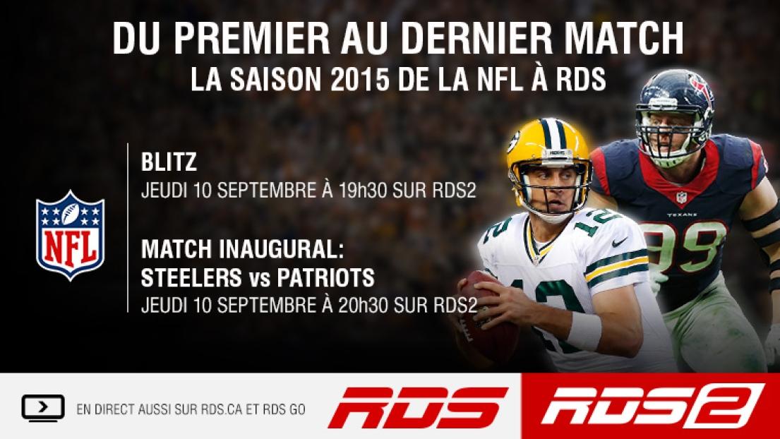 NFL Saison 2015