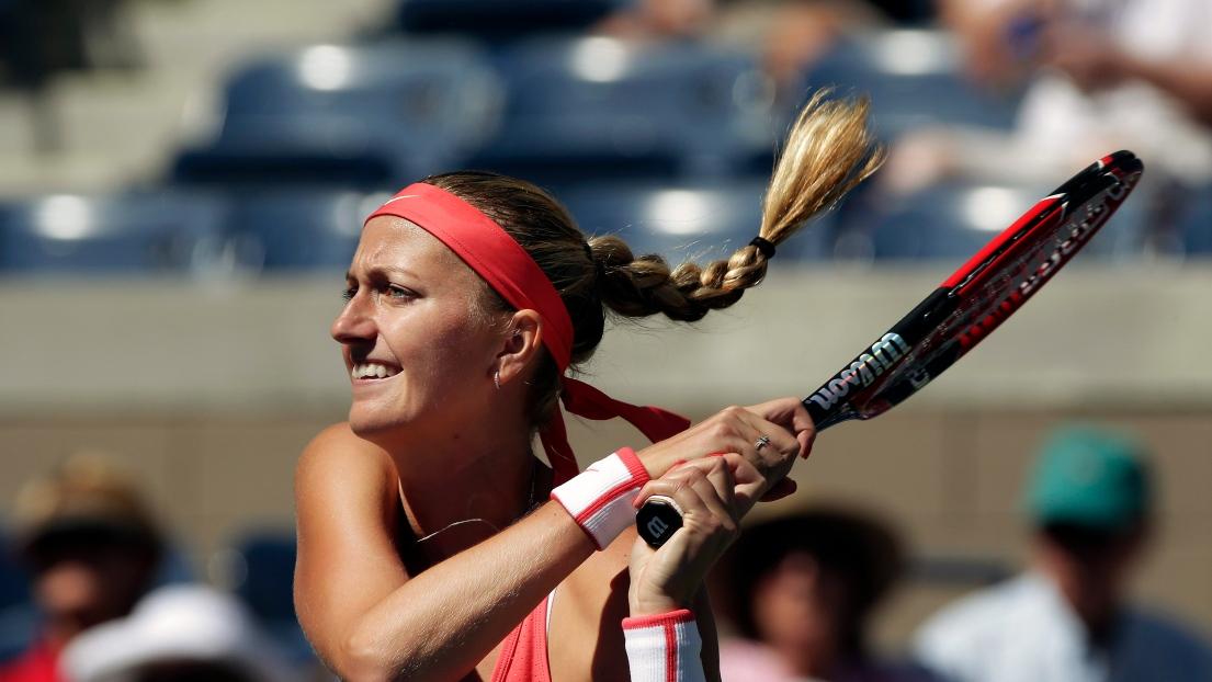 Petra Kvitova de retour après sa terrible agression au couteau — Roland-Garros