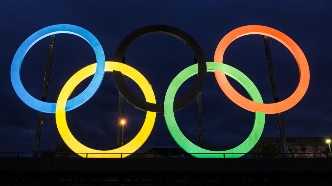 Jeux olympiques le japon s 39 inqui te de la vie apr s les jeux olympiques - Anneaux jeux olympiques ...