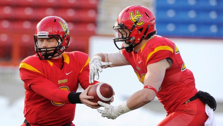 Andrew Buckley et Mercer Timmis