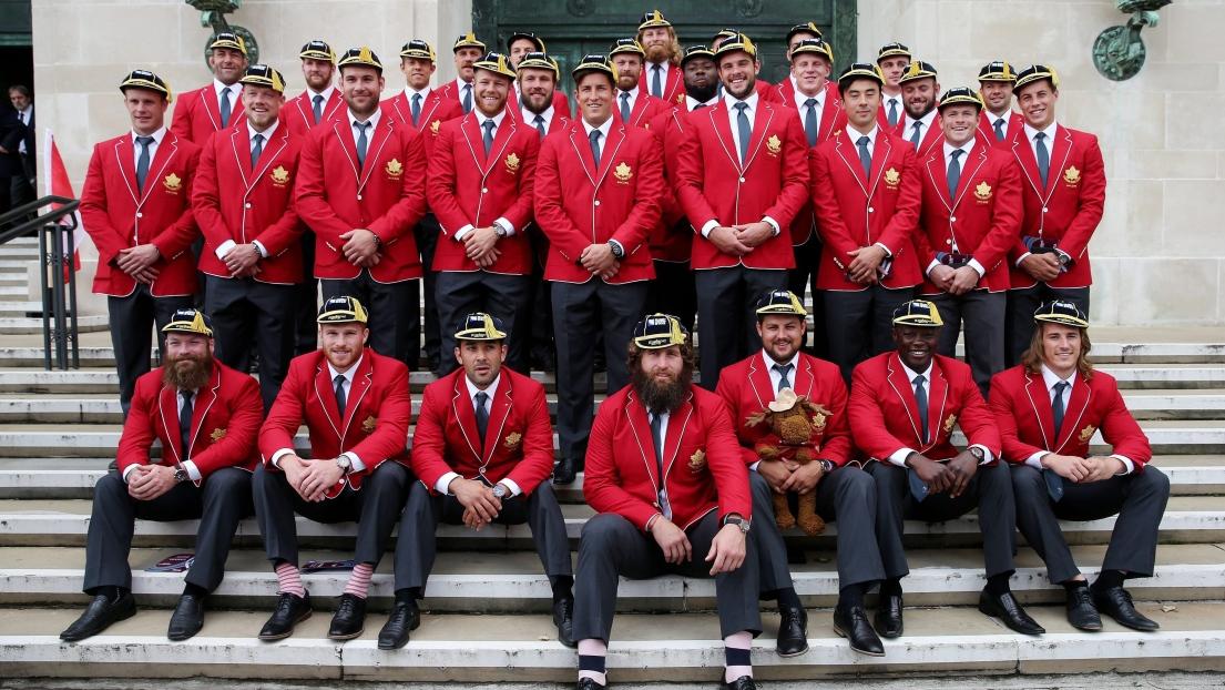 L'équipe de rugby du Canada