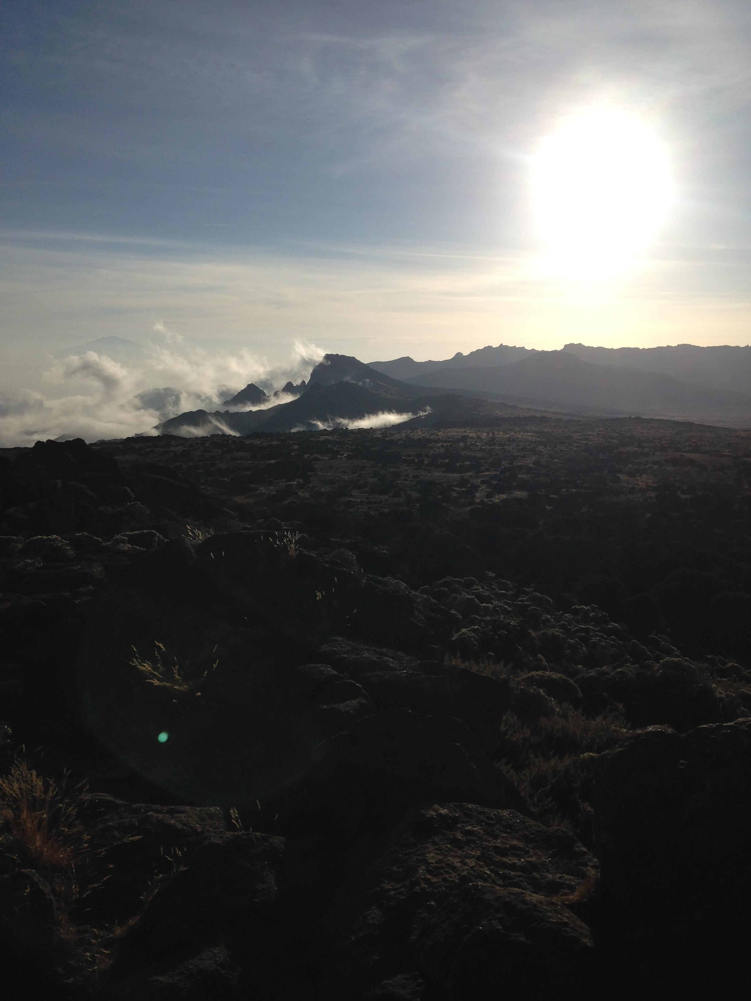 Le Mont Méru