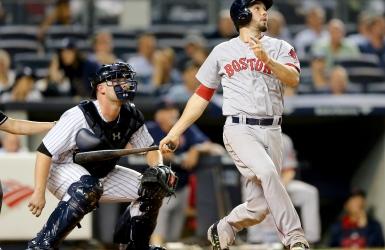 Les Red Sox envoient Swihart aux D-backs