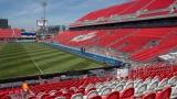 Le BMO Field de Toronto