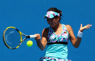 Hibino défait Allertova et atteint la finale