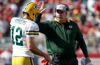 Les Packers demeurent invaincus