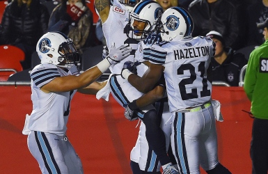 Une folle fin de match sourit aux Argos