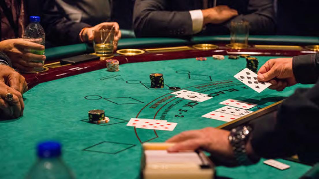 Stratégie blackjack