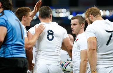 L'Angleterre s'offre dix essais