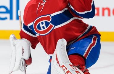 Carey Price ne sera pas à Ottawa samedi