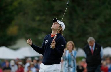 Emiliano Grillo recrue de l'année de la PGA
