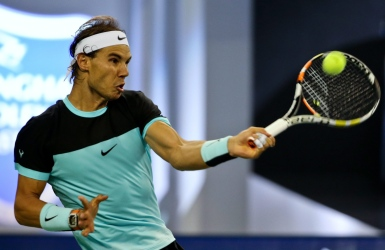 Nadal s'inscrit � Buenos Aires