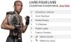 Top 15 UFC par catégorie