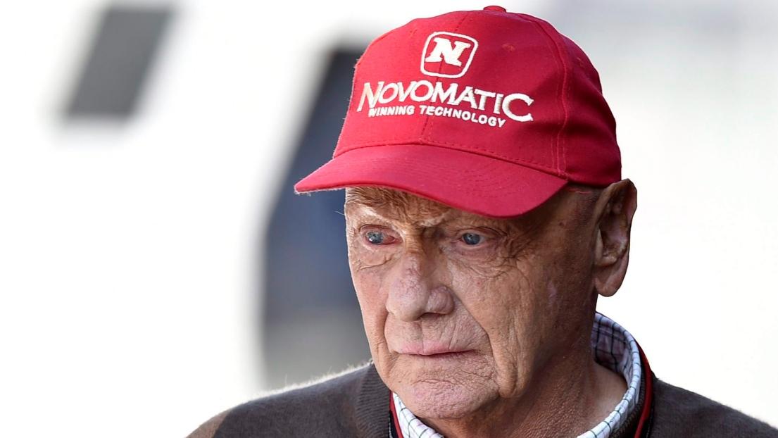 F1: Transplantation des poumons pour Niki Lauda